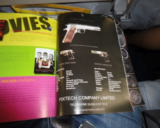 Guns and planes