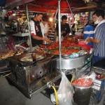 Thai street food safety