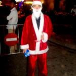 Cambodian Santa Claus