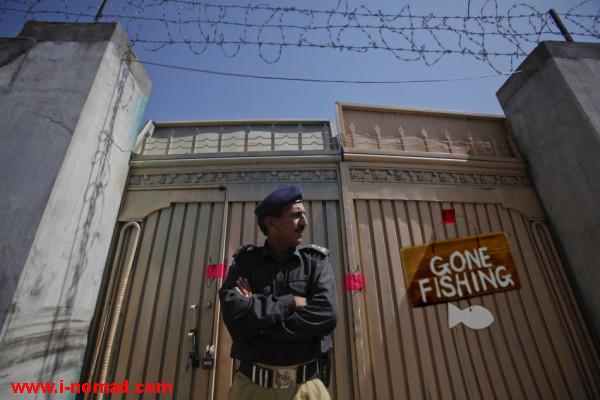 Bin Laden gate: Meanwhile in Abbottabad